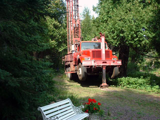 finland silver bay ely well drill pump